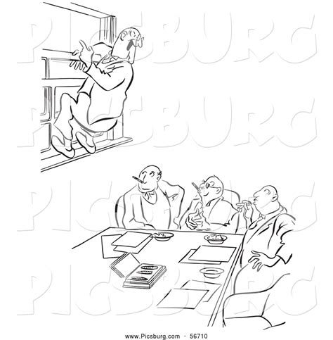 principal039s office clipart black and white vintage office clipart 85