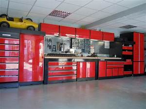 Amenagement Garage Atelier : amenagement etabli garage courroie de transport ~ Melissatoandfro.com Idées de Décoration