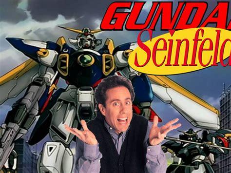 "Kehidupan takemichi hanagaki berada pada titik terendah sepanjang masa. Japan green-lights ""Gundam Seinfeld"" as revenge for every shitty US anime remake - The Beaverton"