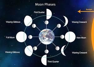 January Moon Phases 2017