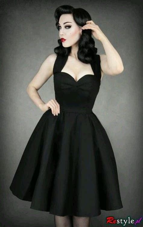 Pinup Goth and Bridesmaid on Pinterest