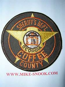 Mike Snook's Police Patch Collection - State of Georgia