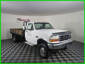 Easy Financing  120677 Miles Used White 1994 Ford F