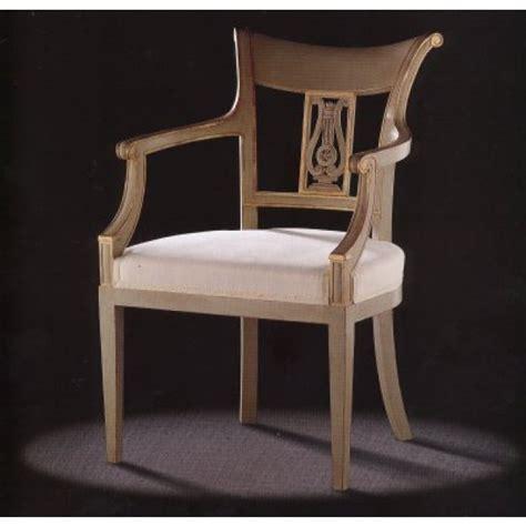 fauteuil directoire lyre d 233 co ameublement