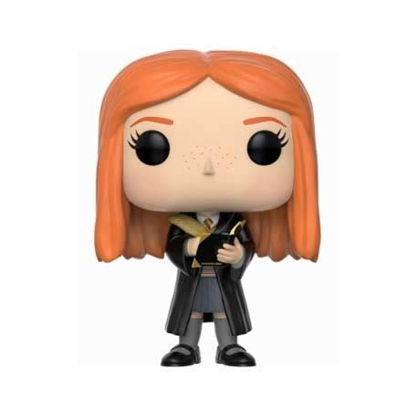 figurine pop harry potter ginny weasley  diary funko