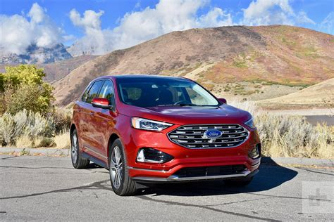 2019 Ford Edge First Drive Review