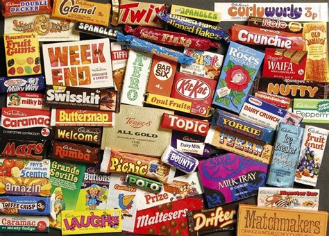 Top 10 English Sweets  British Essentials