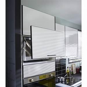 kit relevable pour porte de cuisine blum leroy merlin With porte en verre pour meuble de cuisine