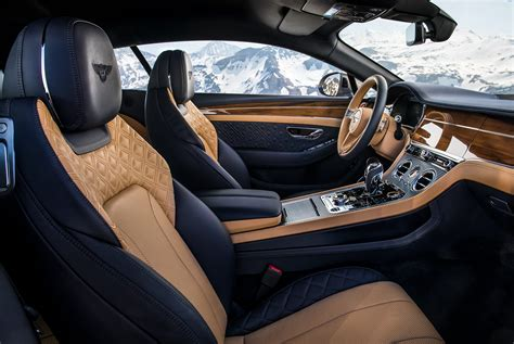 2019 Bentley Continental Gt Upholstery Gear Patrol With