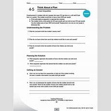 Pearson Integrated High School Math Common Core Program  Pearson High School Math Curriculum