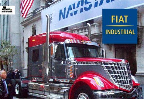 Fiat Industrial Aast Op Amerikaanse Vrachtwagenmarkt