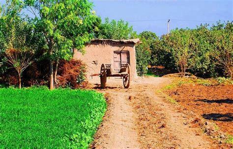 villages typiques du pakistan