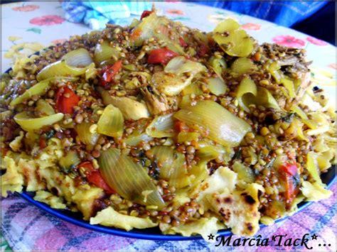 cuisine arabe rfissa plat marocain au poulet et msemmens recette