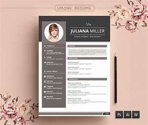 Resume Template Design Free Download Creative Cv