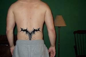 Cool Lower Back Tattoo Design for Men | Tattoos for Men