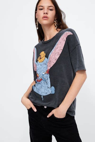 2 of dumbo 174 t shirt from zara tops sweaters in 2019 shirts t shirt fashion