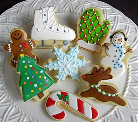 pretty christmas cookies pictures   images