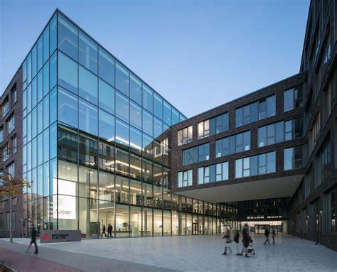 Mitsubishi Headquarters by Headquarter Mitsubishi Electric Europe Heinze