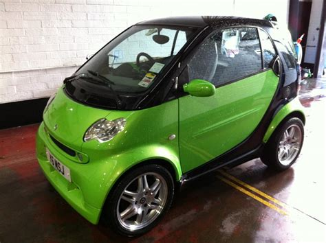 Smart Car by The Chequered Flag Smart Car Engines Servicing Smart