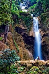Luang Prabang Laos Kuang Si Falls