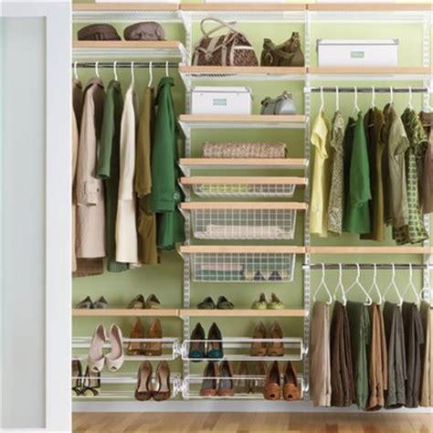 organize a small closet creative space organizing