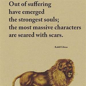 The gallery for --> Quotes About Scars And Strength