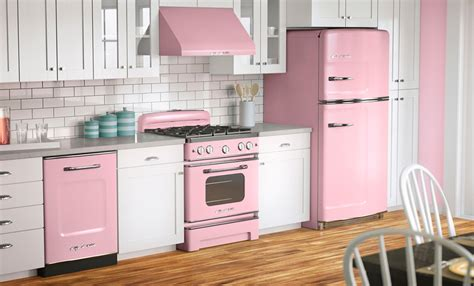 pink accessories for kitchen interior design trends 2017 pink kitchen 4230