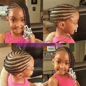 Coiffure Enfant Tresse : coiffure tresses nattes pour enfant afro afrodelicious salon pour avec 1 jpg v 1 et tresse ~ Melissatoandfro.com Idées de Décoration