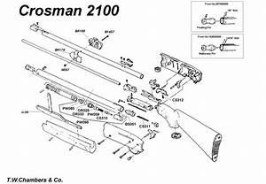 2100 Crosman - Airgun Spares