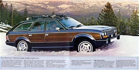 1984 Amc Eagle Sedan