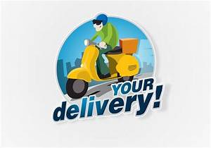 Delivery Logo - Download Free Vector Art, Stock Graphics ...
