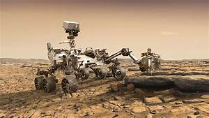A Mars rover could discover life on the Red Planet – here ...