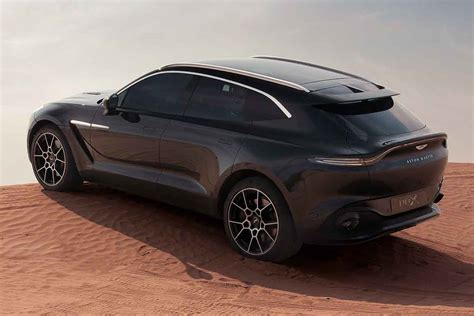 Detailed Review of the 2021 Aston Martin DBX - Build ...