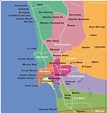 map of san diego county cities - Google Search | Search ...