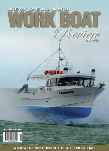 Fishing Boat Reviews Nz by Nz Work Boat Review