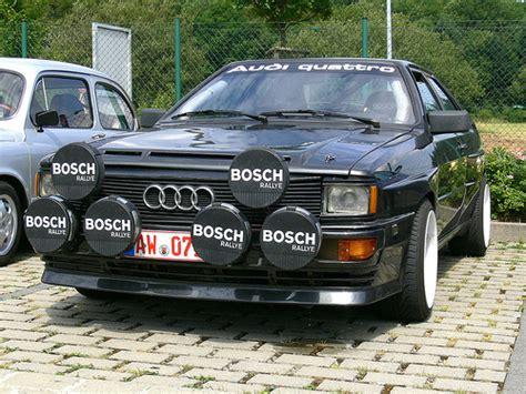 Audi Quattro Turbo Sports Cars