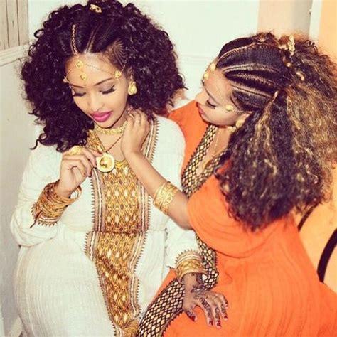 trending ethiopian hairstyle african hairstyles