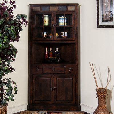 refinish kitchen cabinets best 25 corner china cabinets ideas on corner 4657