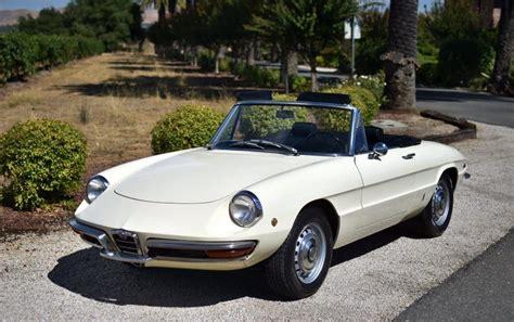 Alfa Romeo 1969 by 1969 Alfa Romeo Spider Dusty Cars