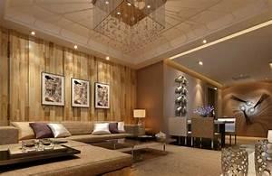 Wohnzimmer Holz Modern : wandverkleidung aus holz 95 fantastische design ideen ~ Orissabook.com Haus und Dekorationen
