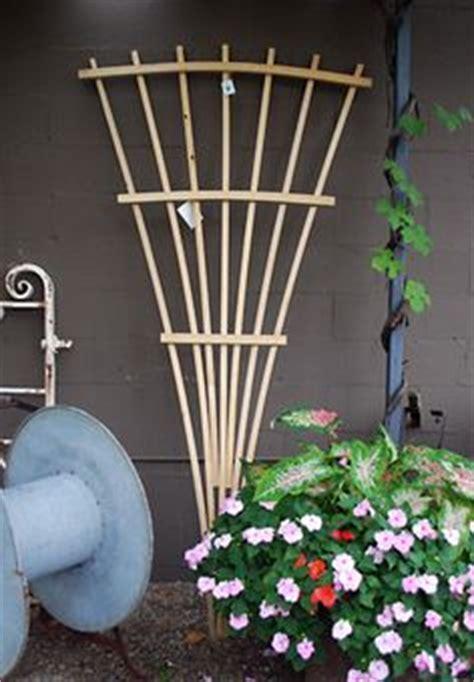 wooden fan trellis plans woodworking projects plans