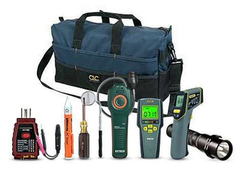 professional home inspector tools kits instruments