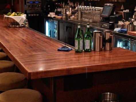 Bar Countertop by Mesquite Wood Countertop Photo Gallery By Devos Custom