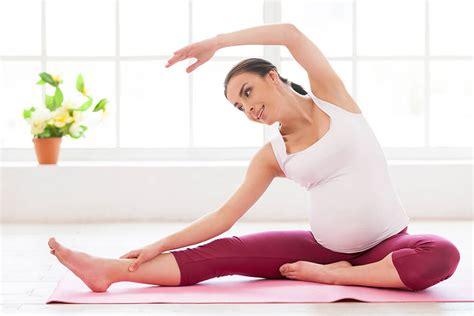 Masalah Kesehatan Kehamilan Inilah 8 Gerakan Senam Ibu Hamil Yang Aman Untuk Dilakukan