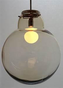 Paola petrobelli colored glass globe bright on presidio