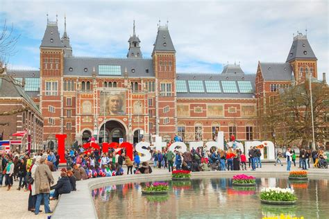 Amsterdam Museum Famous by Amsterdam Museums Amsterdamapartments