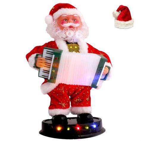 singing santa india