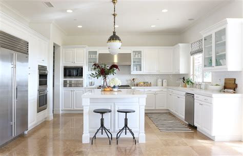 white kitchen cabinets design ideas  white