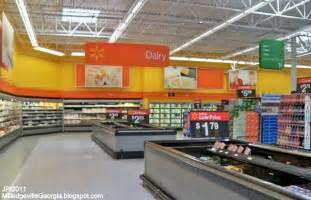 Walmart Grocery Store