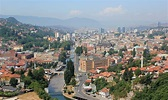 [from Dubrovnik] Sarajevo, the capital of Bosnia and ...